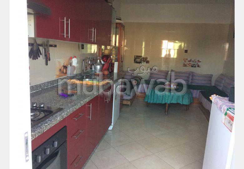 Maison à l'achat à Sidi Moumen. 4 chambres agréables. Salon Marocain et antenne parabolique.