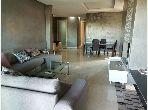 Bel appartement en location à Guéliz. Surface de 113 m².