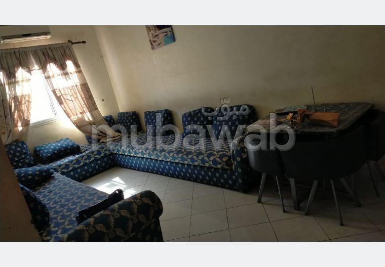 Appartement meublé à louer longue durée 52m²