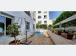 S3 de 216m² avec piscine aux jardins de Carthage