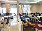 شقة جميلة للبيع بحسّان - وسط المدينة. 3 غرف رائعة. أماكن وقوف السيارات وشرفة.