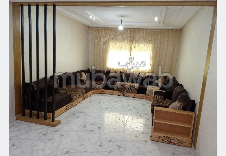 شقة جميلة للبيع ب العصام. المساحة الكلية 59 م². شرفة ومصعد.