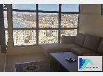 Lovely apartment for rent in De La Plage. Dimension 87 m². Furnishings.