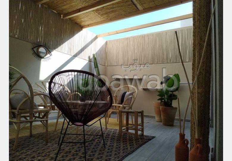 Bourgogne location appartement neuf meuble terrass