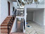 Magnífico piso en alquiler en Californie. Pequeña superficie 120 m². Plazas de parking y jardín.