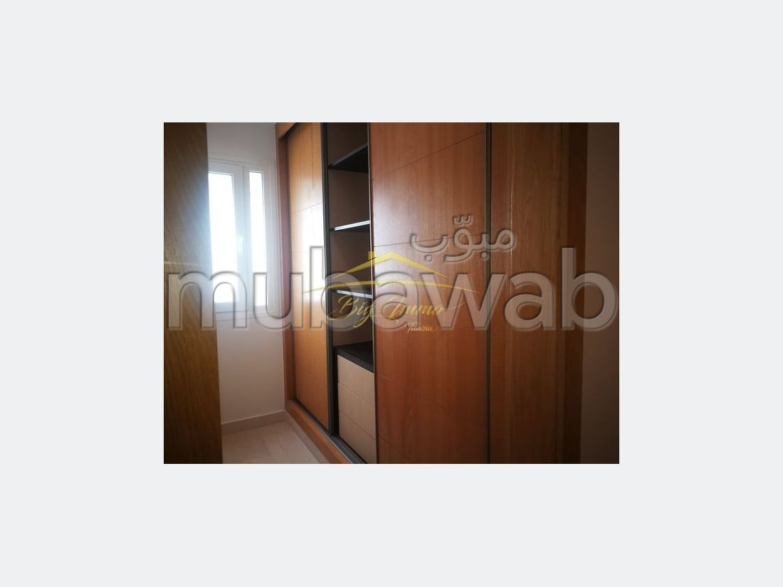 Beautiful apartment for sale in Hammam Sousse. Total area 156 m². Oven.