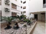 Beau duplex moderne à louer vide de 2 chambres, situé au centre ville d'Agadir