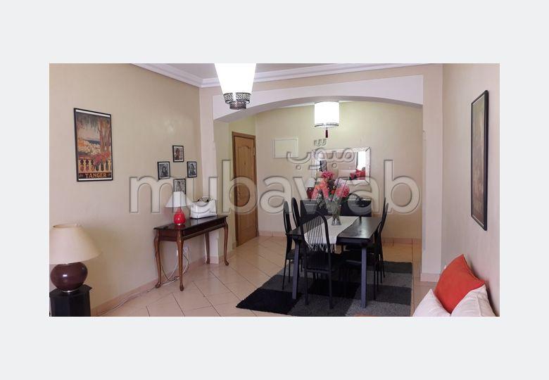 Appartement F3 meublé dans une charmante résidence