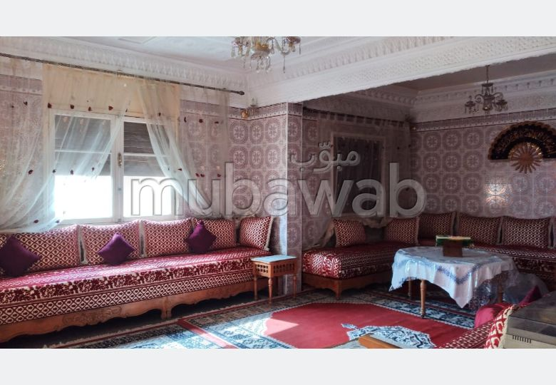 Find your house to buy in Hay Moulay Abdellah. 7 Common room. Carpark and terrace.