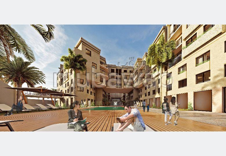 Beautiful apartment for sale in Route de Safi. 2 Dormitory.