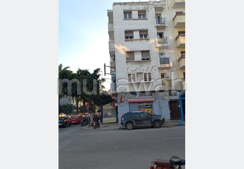 Immeuble R+4 à vendre 110 m2 au Maarif