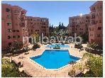 Superbe appartement à louer à Marrakech. 3 grandes pièces. Bien meublé