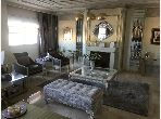 Sale of a lovely apartment in Du Golf. 4 Common room. Typical Moroccan living room, secured residence.