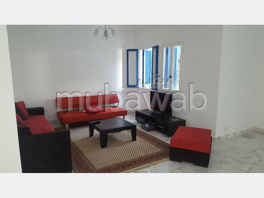 Appartement meublé à louer Le Palace