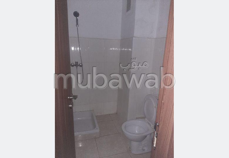 Lovely apartment for rent in Hay Mabrouka. 2 Cabinet. Reinforced door and satellite dish.
