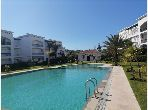 Sell apartment in Du Golf. Large area 216 m². Terrace and garden.