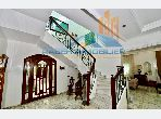 Fabulous house for sale in Ain Diab Extension. Area of 500 m². Spacious European living room.