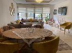 Très bel appartement à louer a Marina Bouregreg