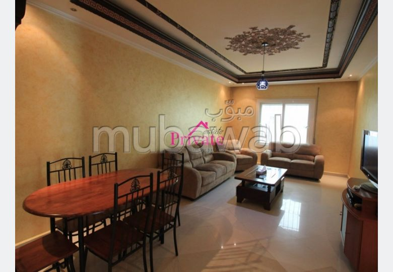 Location Appartement 140 m² PLAYA TANGER Tanger Ref: LA578