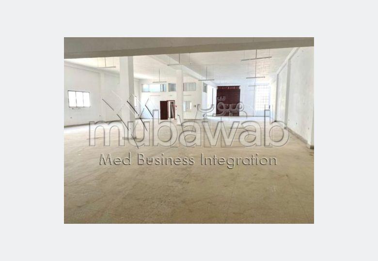 Oficinas y locales comerciales en alquiler. Dimensión 1030 m²;.