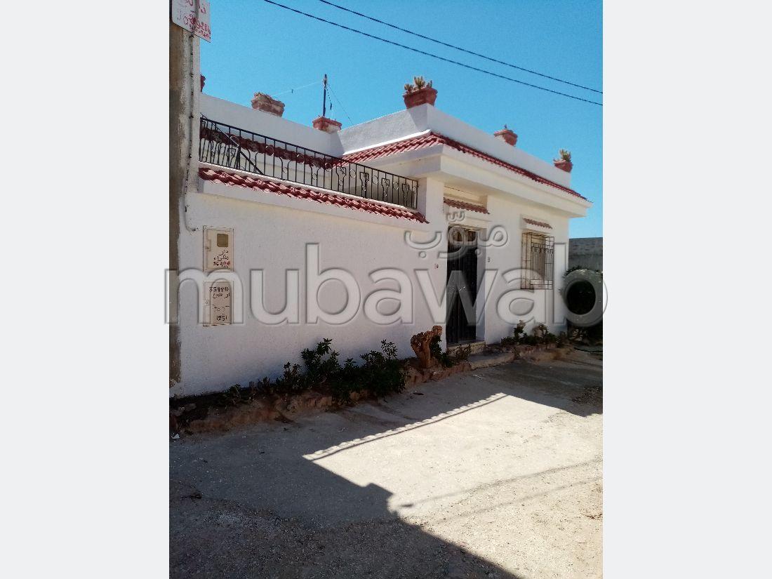 Maison à acheter à Jaafar. Superficie 130 m².