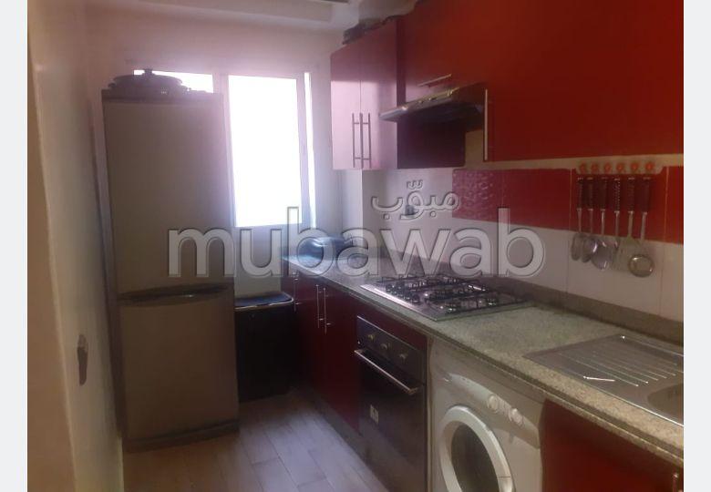 Apartment for rent in Les Portes de Marrakech. Area 58 m².