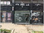 Beau local à vendre à un fond commercial El Jadida. Superficie 205 m². Bien meublé