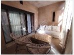 Very nice apartment for rent in Samlalia. 2 large living areas. Cellar.
