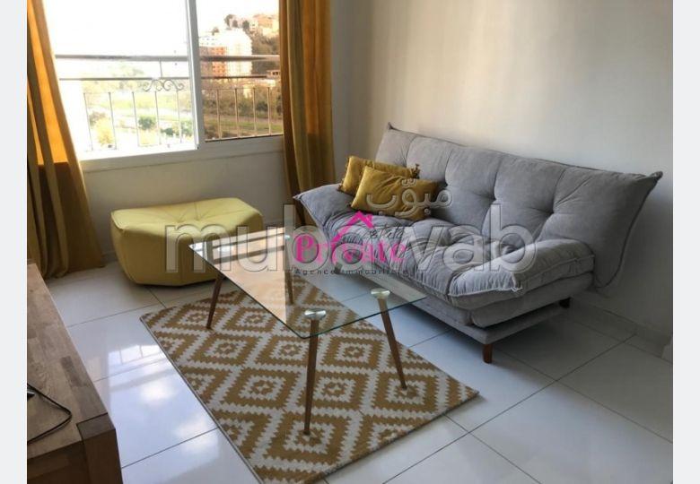 Location Appartement 90 m² QUARTIER NEJMA Tanger Ref: LA579