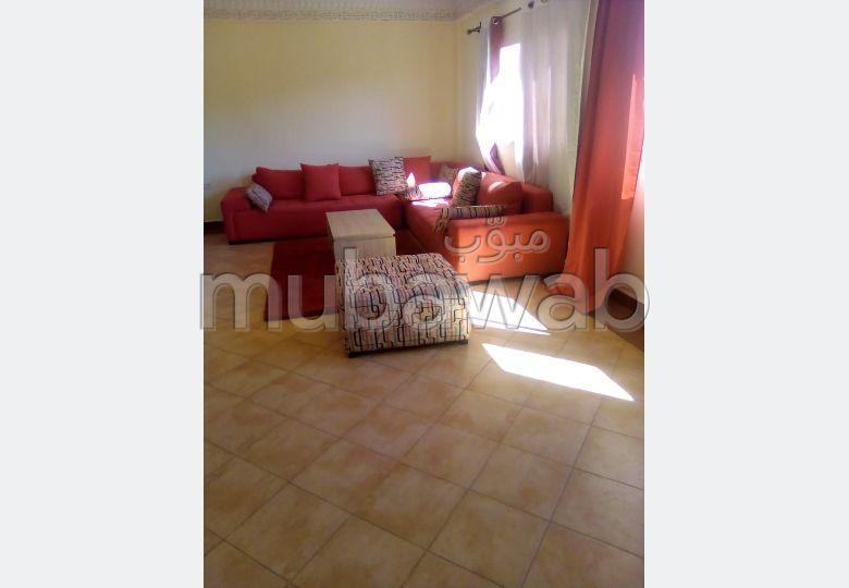 Location d'un appartement à Marrakech. 3 pièces. Parking et ascenseur