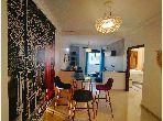 Encuentra un piso en alquiler en Malabata. Area 130 m²;. Bien amueblado.