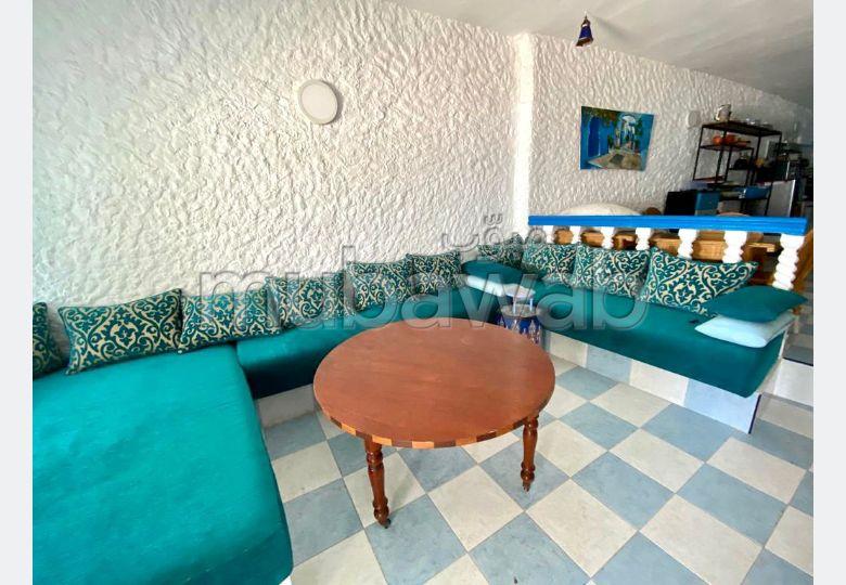 بيع منزل بملابطا. المساحة الإجمالية 80 م². شرفة كبيرة.