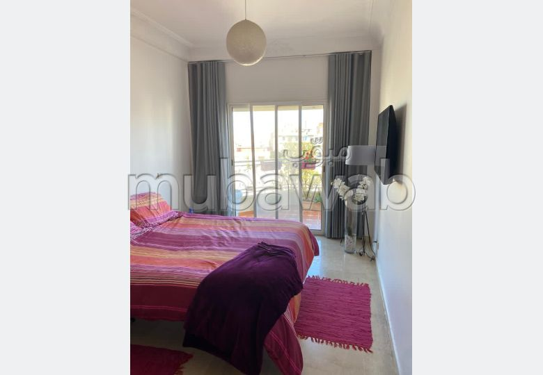 Fabulous apartment for sale in Belvédère. 3 Master bedroom. Lift and garage.