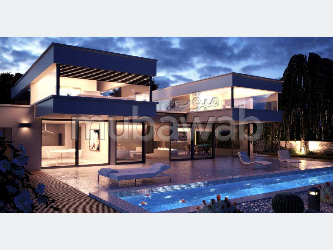Terrain 203m Zone Villa A Dar Bouazza