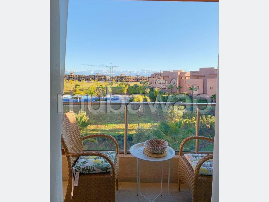 Alquiler villa de lujo en Route de Fez. 4 Habitacion grande. Amueblada.