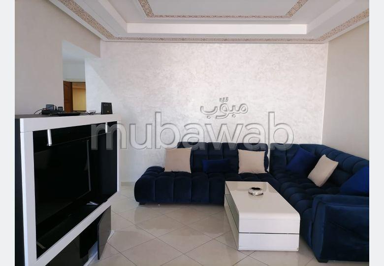 Apartment for rent in De La Plage. 3 Large room. New furniture.