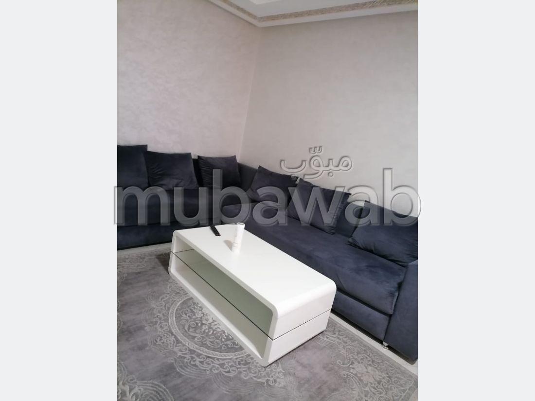 Flat for rent in De La Plage. Total area 125 m². Attic.