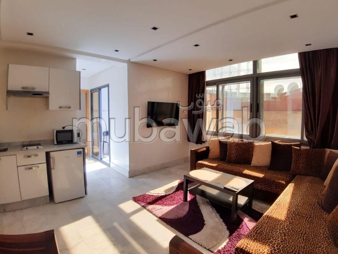 Maarif location Studio meublé
