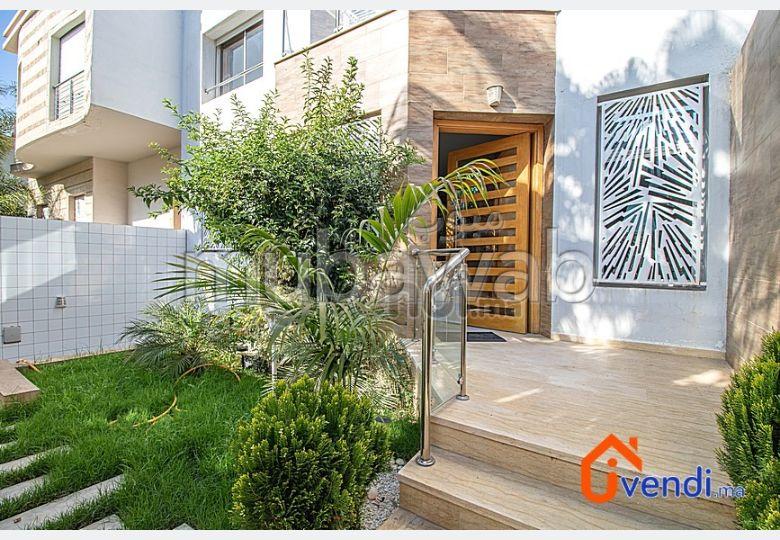 Villa 250m2 rénovée à Sidi Maarouf