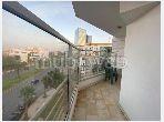 Location d'un appartement à Rabat. 3 chambres. Meublé