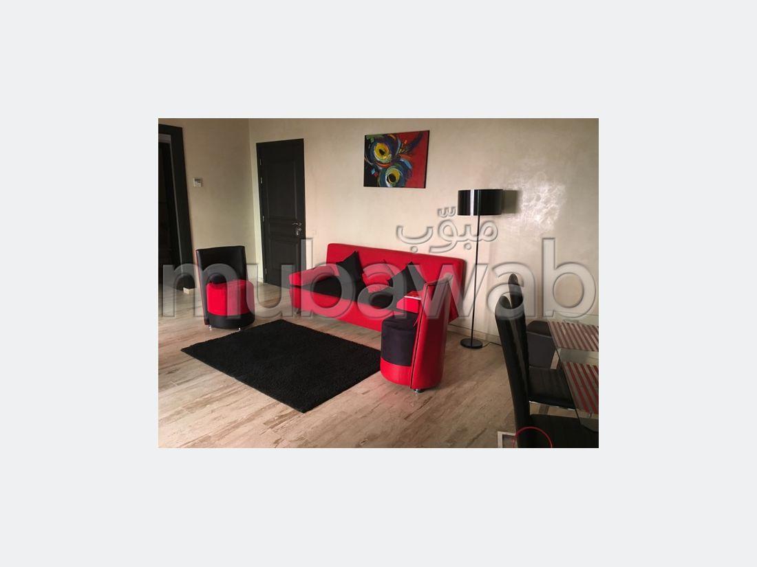 Joli F2 meublé dans une belle résidence à Guéliz