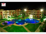 Alquila este piso en Route d'Agadir - Essaouira. Superficie de 123 m²;. Jardineras, Gran terraza.