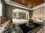 Location d'une villa meublée à Tanger