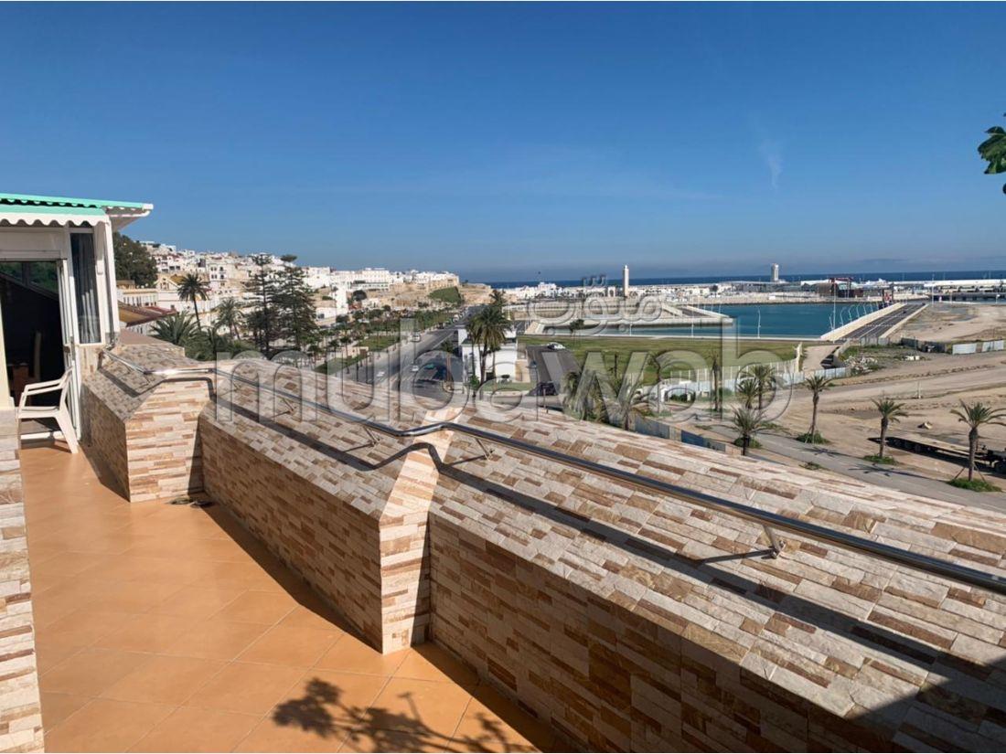 Superbe Appartement total vue sur mer à louer
