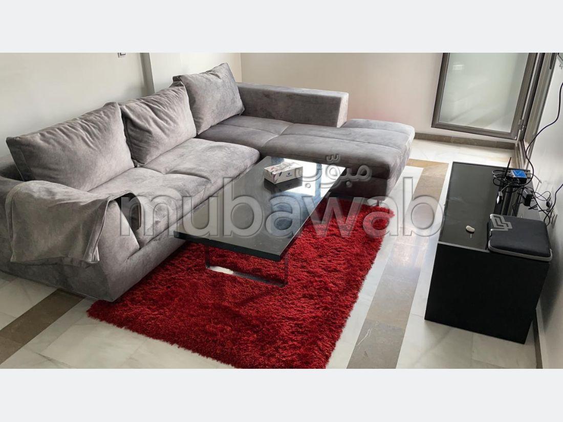 Location d'un appartement à De La Plage. Surface de 95 m². Meublé
