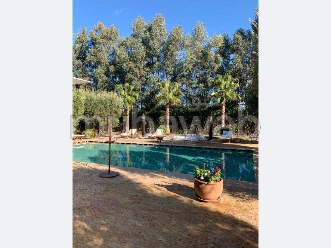 Villa de luxe à louer à Route de l'Ourika. Surface de 600 m²