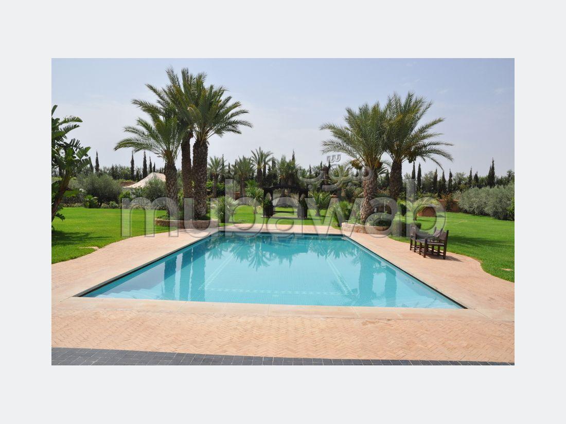 Villa à louer de haut standing. 5 Chs, Piscine & Pool House