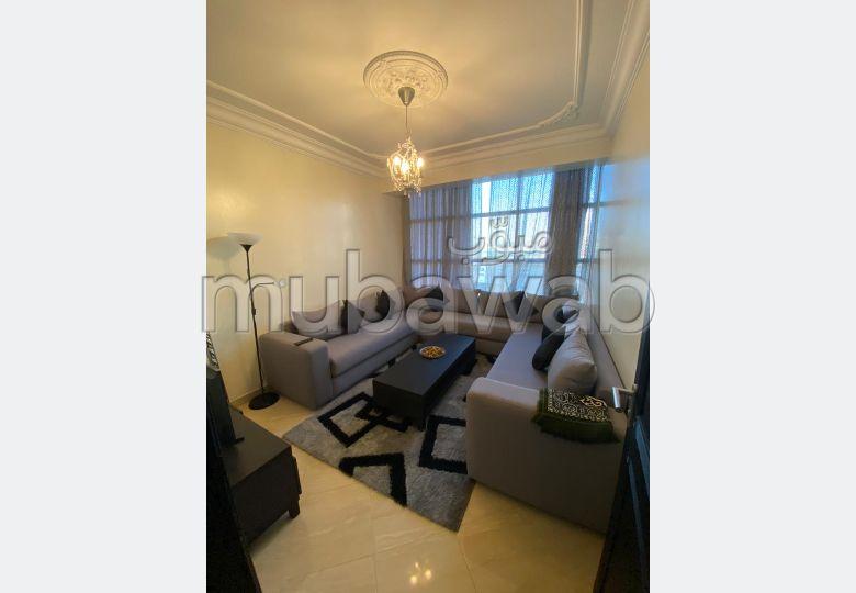 Apartment for rent in De La Plage. 4 Living room. Attic.