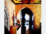 Apartment to purchase in Guéliz. Small area 125 m². Caretaker service available, air conditioning.