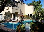 Luxury house for rent in Route de Ouarzazate. 4 Hall.